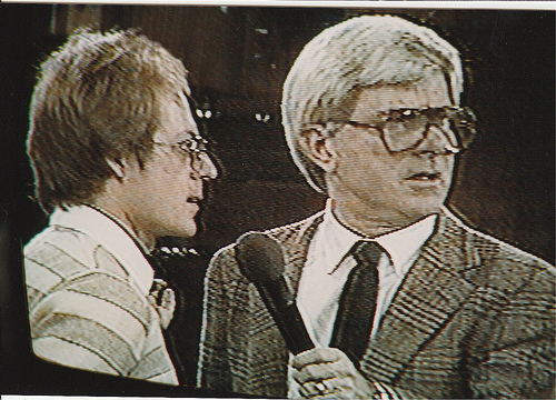 BuchholtzSidorAmericanStudies - Talk Shows Phil Donahue, Morton Downey ...