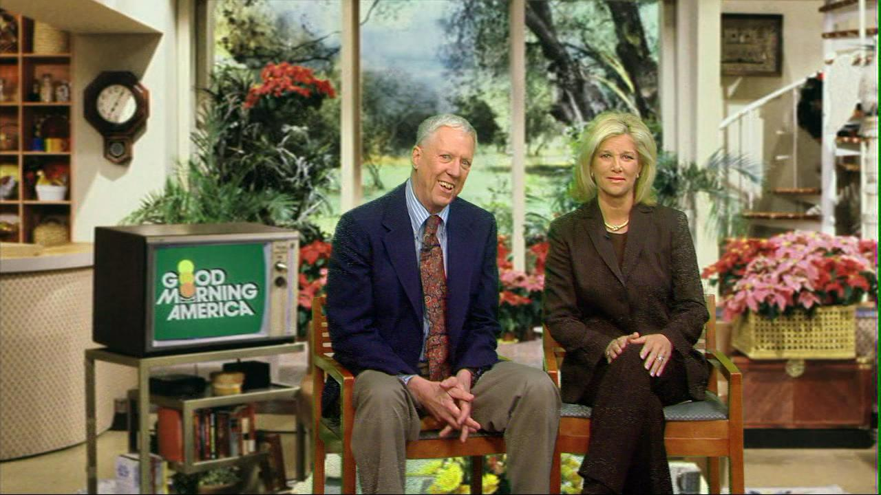 Good Morning America Former Hosts : Moved permanently