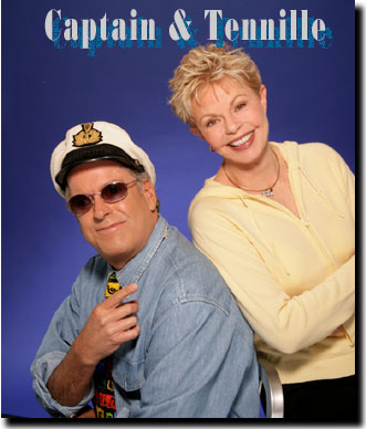"THE CAPTAIN AND TENNILLE'S biggest hit was ""LOVE WILL KEEP US TOGETHER."