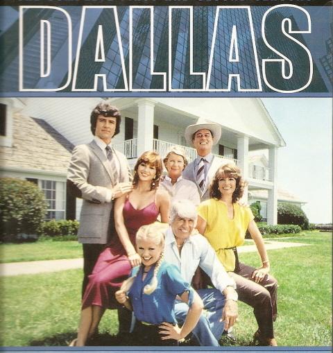 Dallas  S01à 14 + 4 télé films Intégrale