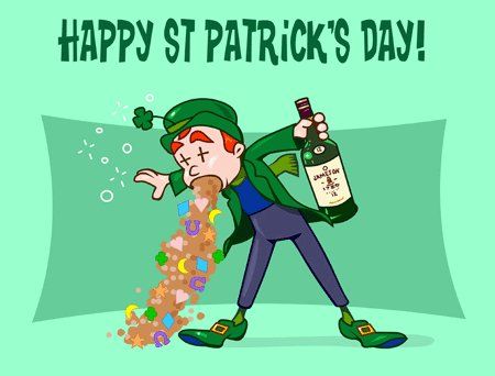 Happy st patrick s day country legends jukebox for Funny irish sayings for st patrick day