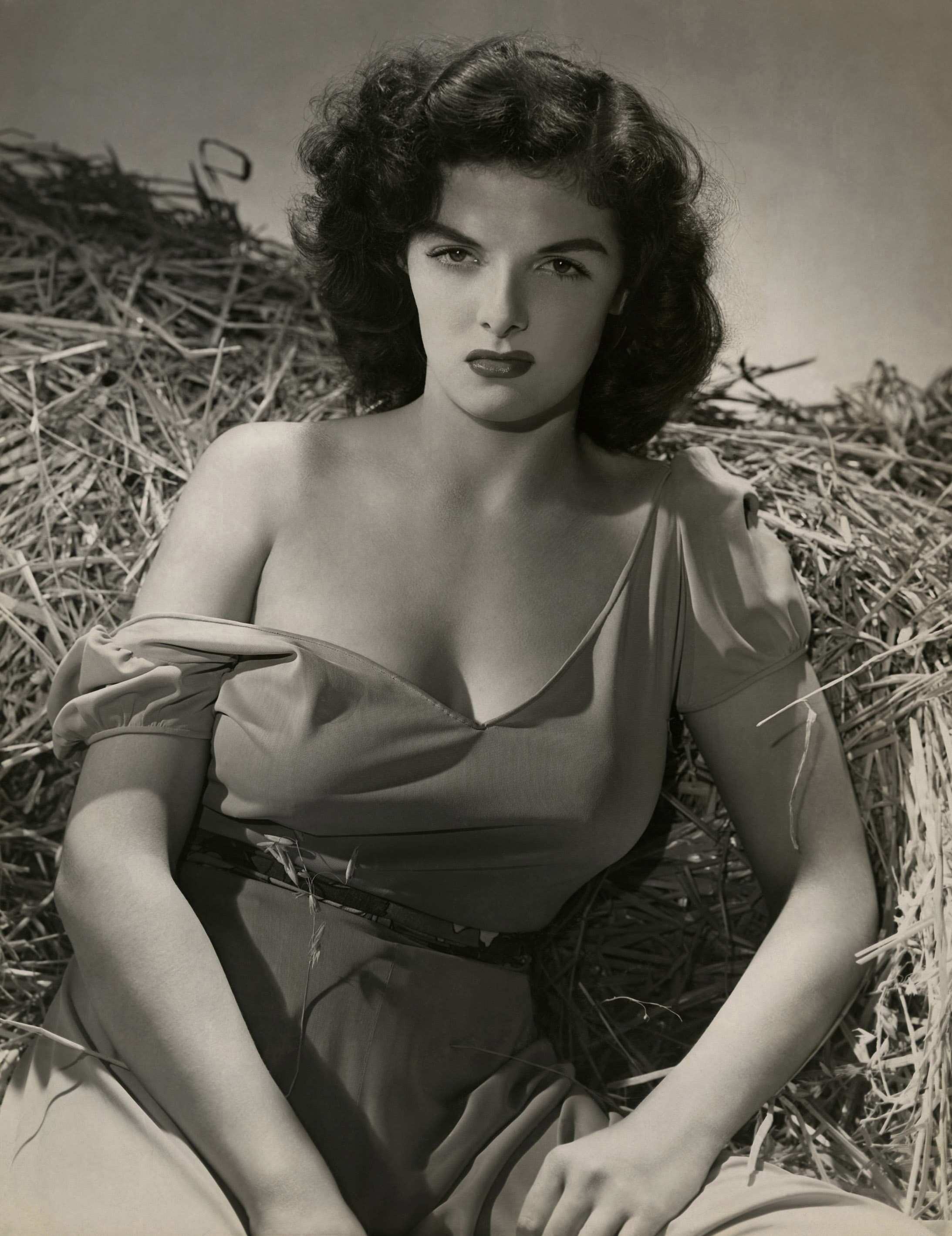 Jane Russell couple