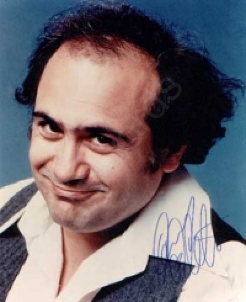 Danny devito with hair
