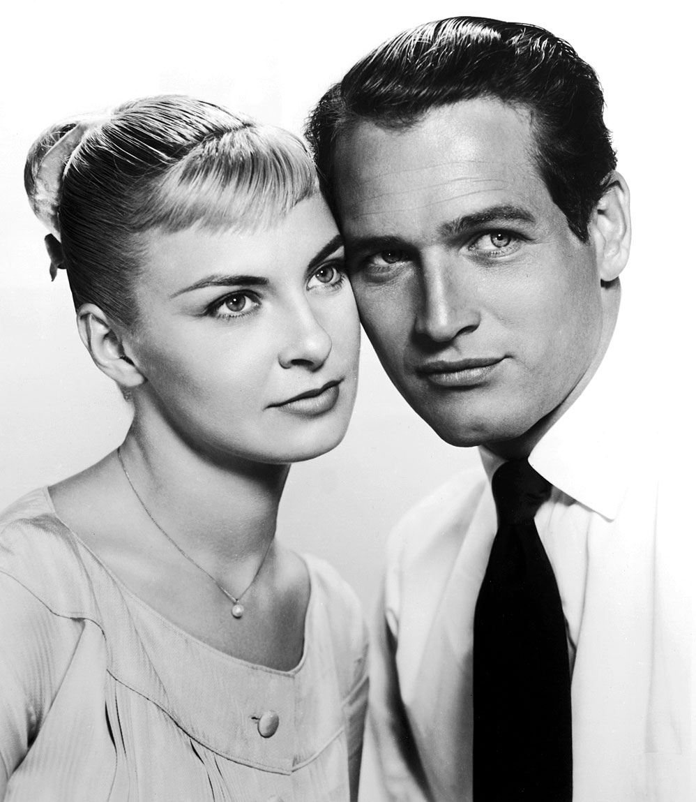 Random thoughts for monday february 27th 2012 country for Paul newman joanne woodward love story