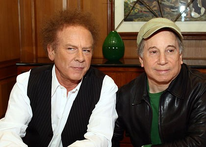 simon and garfunkel relationship today