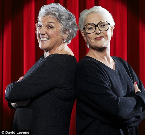 Tyne Daly Weight Loss And here's a recent picture of