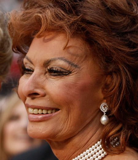 Sophia Loren Today Images & Pictures - Becuo