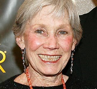 VERNA BLOOM is 72 today…here she is recently….