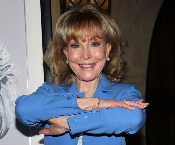 random thoughts for monday november 26th, 2012 – COUNTRY ... Barbara Eden Today