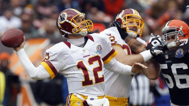 Washington Redskins v Cleveland Browns
