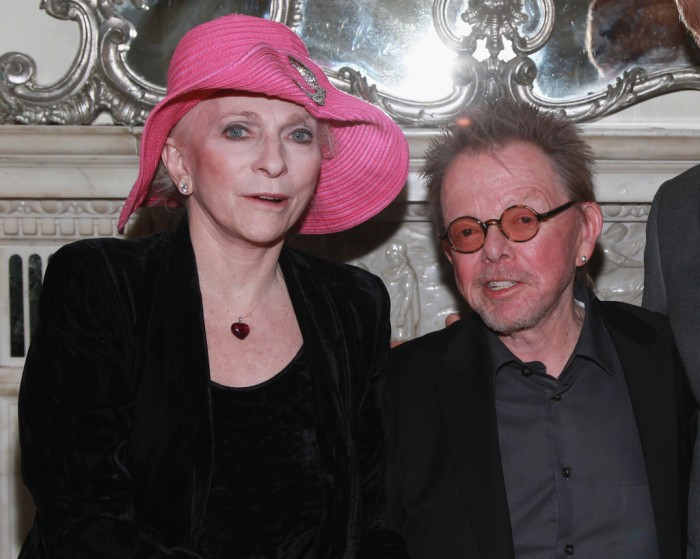 Judy+Collins+Paul+Williams+Performs+NYC+tusJIfrNFcBx
