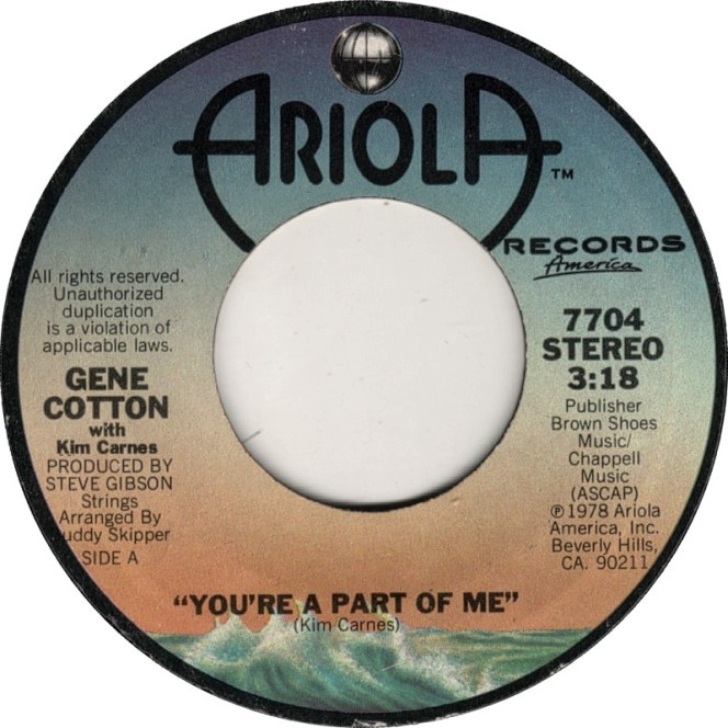 gene-cotton-with-kim-carnes-youre-a-part-of-me-ariola-america