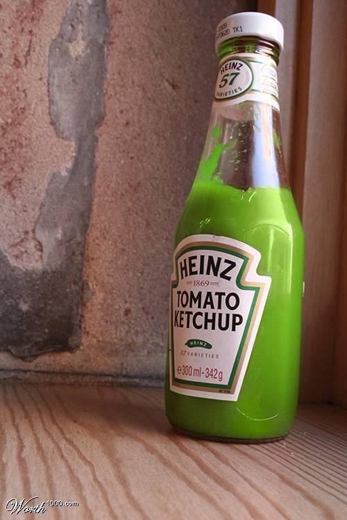 green-ketchup