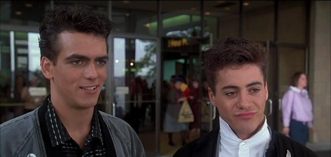 Max-Robert-Rusler-and-Ian-Robert-Downey-Jr_-Weird-Science-Movie-1985