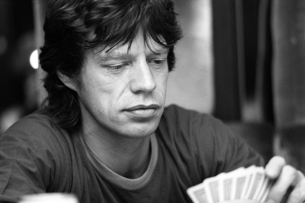 Mick Jagger: Random Thoughts For FRIDAY July 26th, 2013