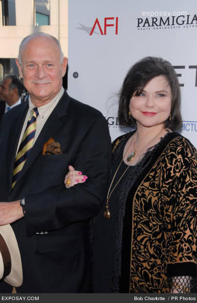 Who Was Delta Burke Married