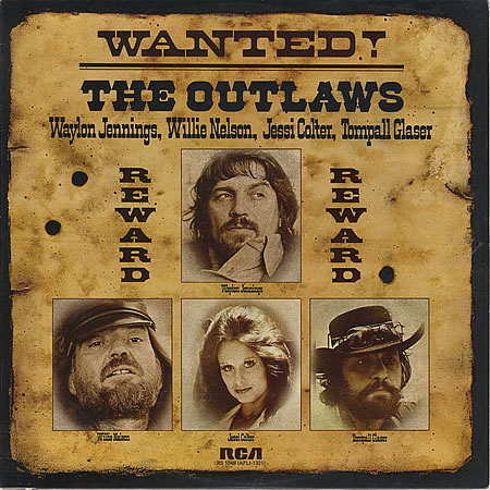 Various-Country+-+Wanted!+The+Outlaws+-+LP+RECORD-392422