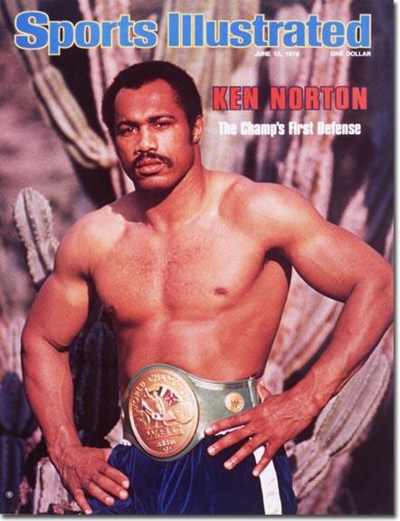 Ken Norton - Boxer June 12, 1978 X 22374 credit:  Bill Eppridge - contract