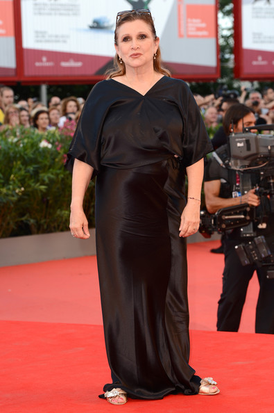 Carrie+Fisher+Gravity+Premieres+Venice+Yi6H2cqXD-4l