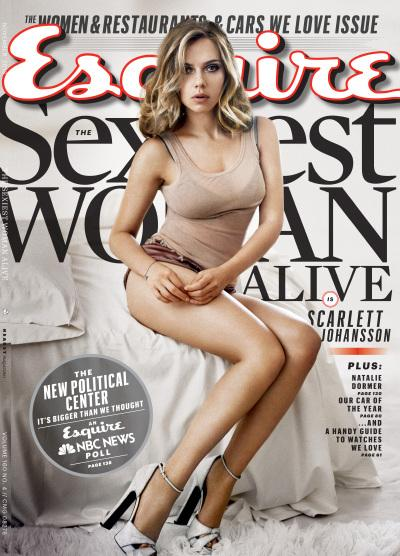 People Scarlett Johansson