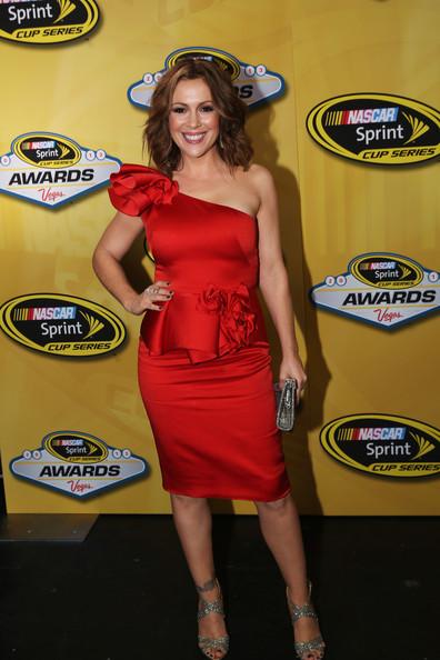 Alyssa+Milano+NASCAR+Sprint+Cup+Series+Champion+9VQFYS07QCQl