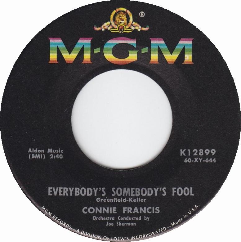 connie-francis-everybodys-somebodys-fool-1960-2