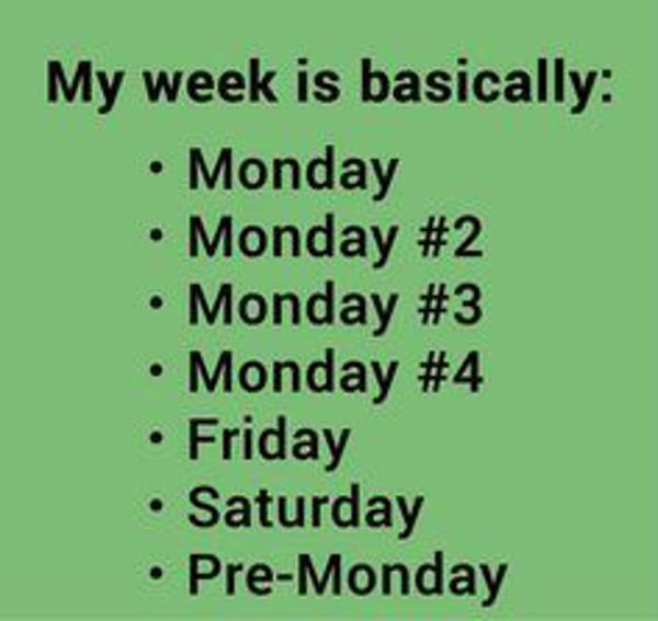 days-of-my-week