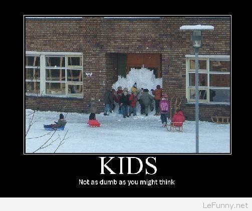 Funny-kids-at-school