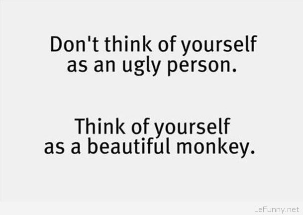 Funny-quote-about-ugly-people