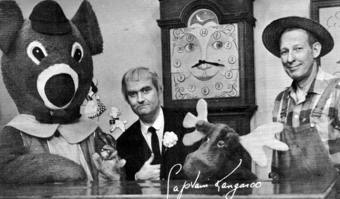 Captain_Kangaroo_promotional_postcard_1961