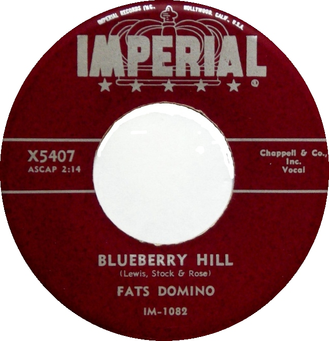 Fats Domino - Here He Comes Again / A Lot Of Dominos!