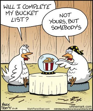 funny kfc cartoon