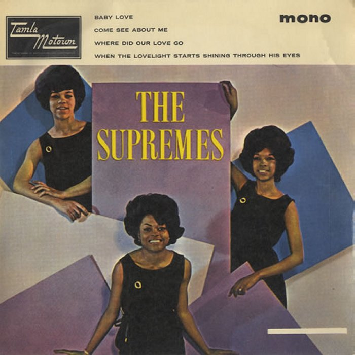 the-supremes-where-did-our-love-go-tamla-motown