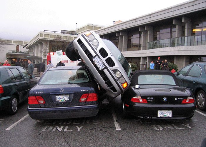 bad-parking-job-lot-accident-car-crash