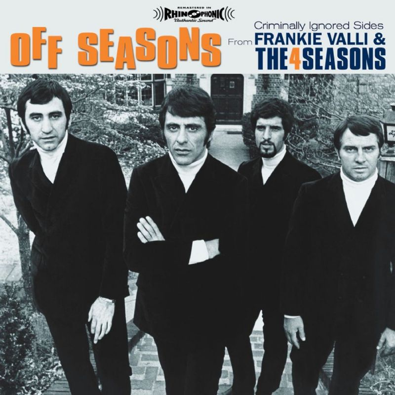 Frankie Valli The Four Seasons Billboard Record: RANDOM THOUGHTS FOR TUESDAY JULY 1ST, 2014