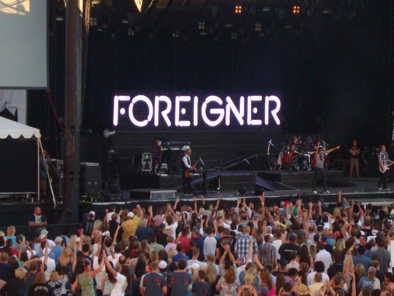 concert foreigner 072111