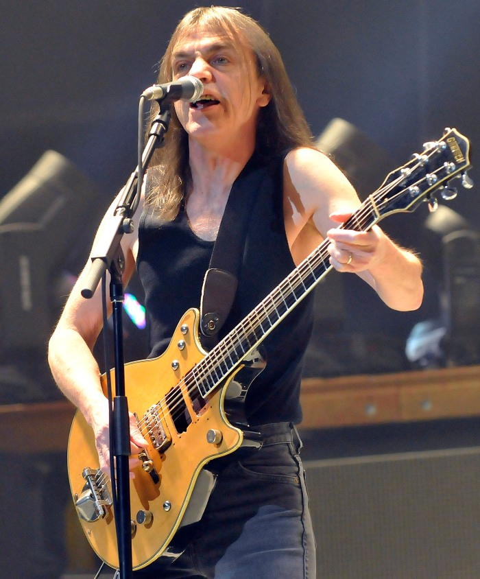 AC/DC BLACK ICE TOUR; Madison Square Garden; Dan Acquilante