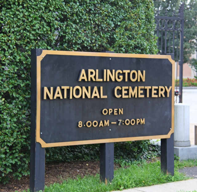 Arlington_National_Cemetery_Visitors_Center_-_sign_-_2011