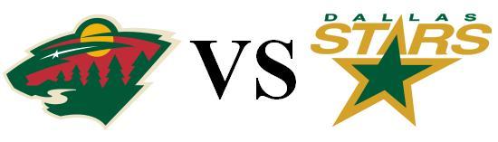 Minnesota-Wild-vs-Dallas-Stars