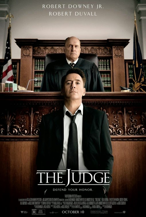 The Judge New Poster