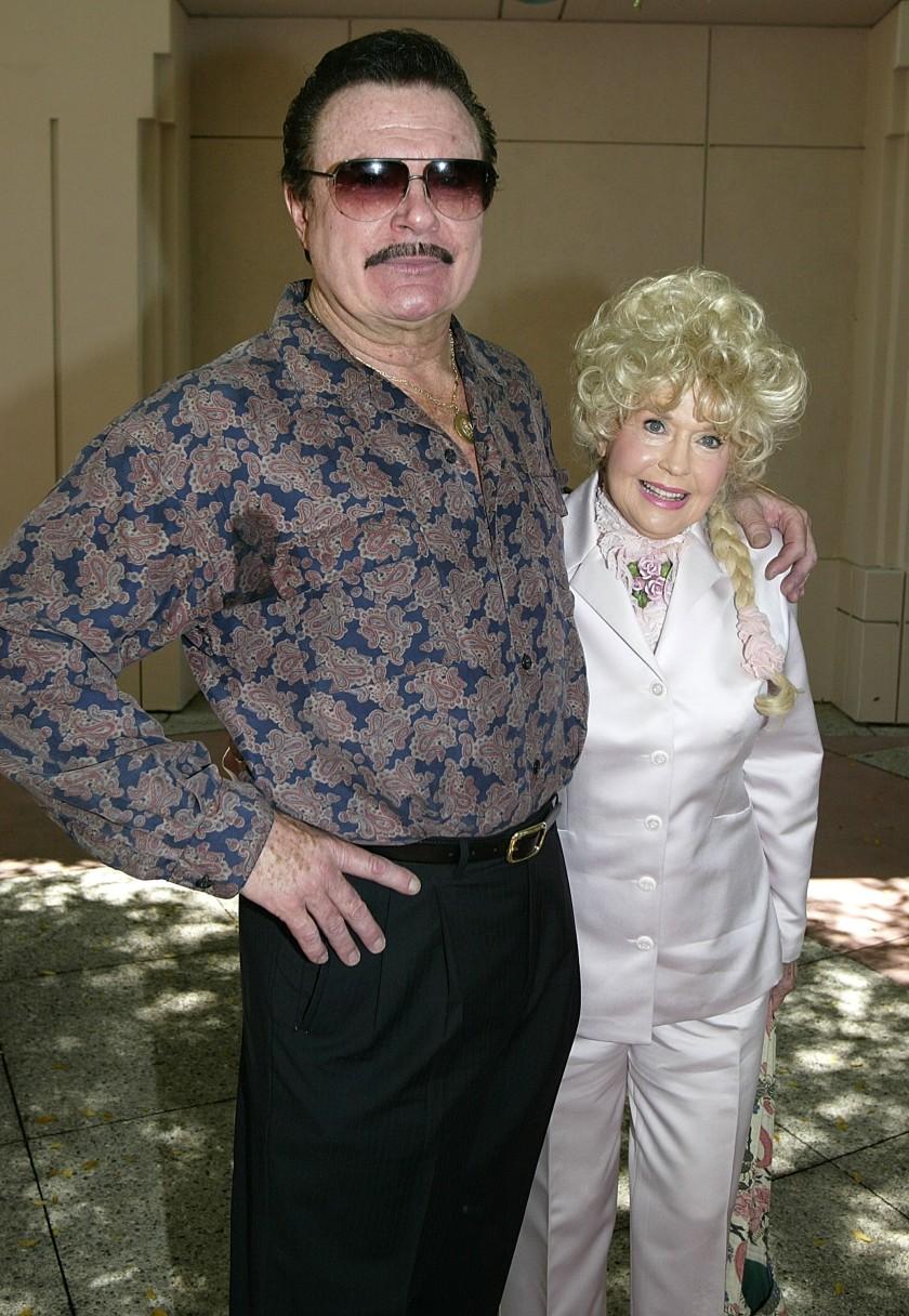 Donna Douglas and Max Baer, Jr.