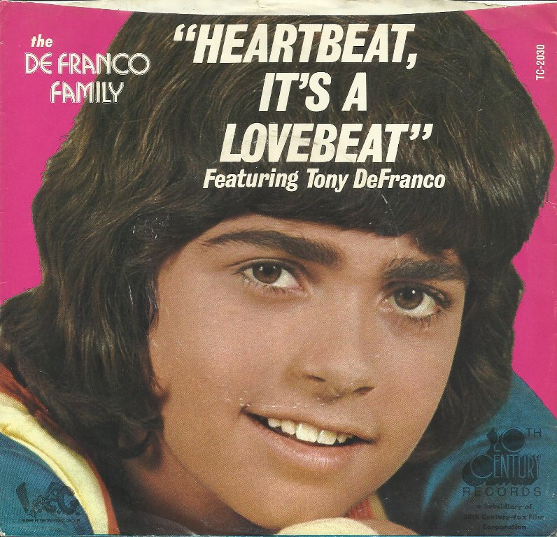 the-defranco-family-featuring-tony-defranco-heartbeatits-a-lovebeat-20th-century-2
