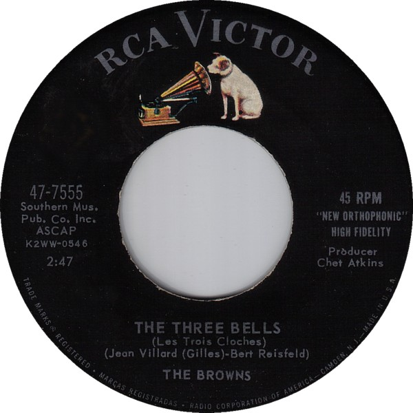 the-browns-the-three-bells-les-trois-cloches-rca-victor