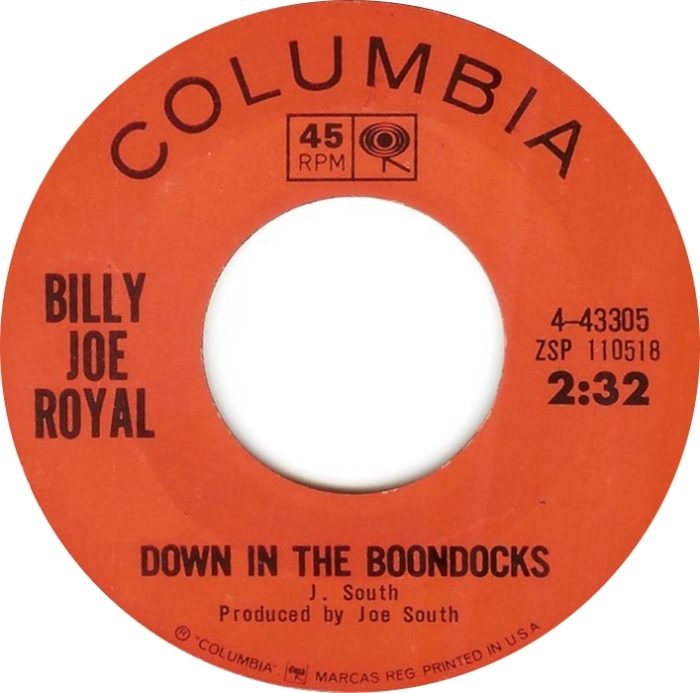 billy-joe-royal-down-in-the-boondocks-columbia