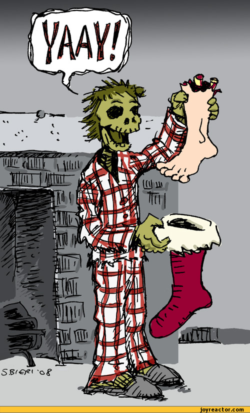 zombie-christmas-drawing-488143