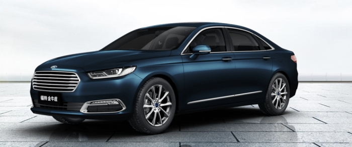 2016-Ford-Taurus-in-Blue