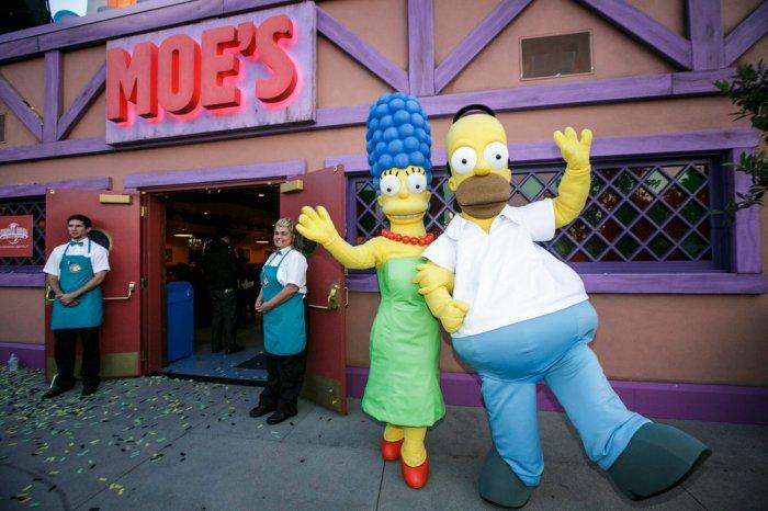 Universal Studios Hollywood - Theme Parks - Season 2015