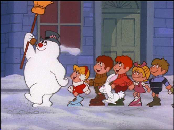 frosty-the-snowman