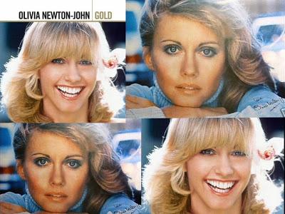 Olivia Newton John Collage 1 Luis A Rojas